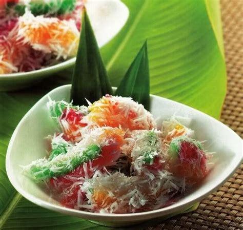 resep membuat kulit risoles warna warni resep masakan id resep kue basah cenil warna warni