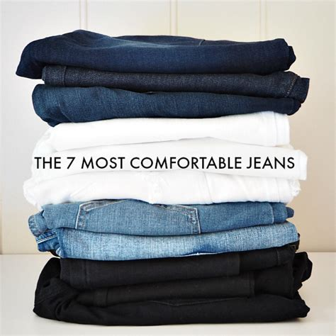most comfortable brand of jeans the 7 most comfortable jeans that fit like a boss
