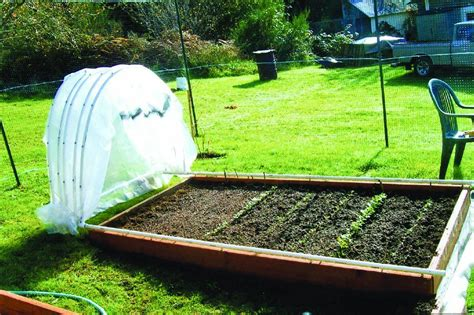 How to Build a ?Hoop House? Glides Open and Closed   Home