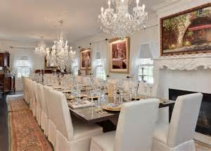 Pictures For Dining Room mansion white dining room this lakefront wisconsin mansion is all