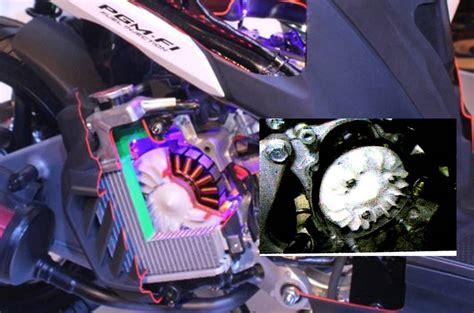 Kipas Honda Pcx atasi ngorok vario 125 mazped