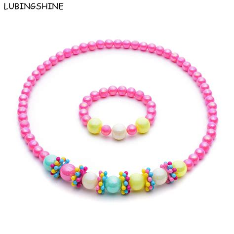 Handmade Childrens Jewellery - aliexpress buy lubingshine 2017 new color