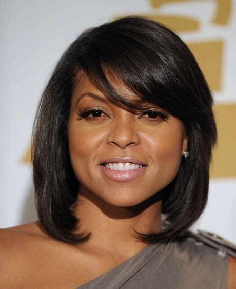 easy to maintain hairstyles for black women medium short black hairstyles