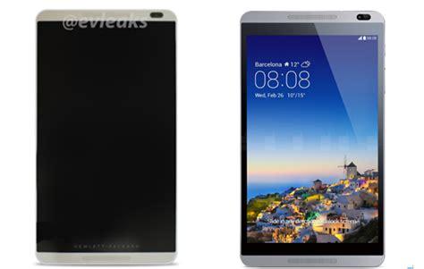 Hp Huawei Je Hp Slate 8 Tablet Lijkt Verdacht Veel Op De Huawei M1 Apparata