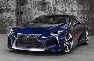 Lexus Fc Lc 2016 Lexus Lf Fc Concept Specs Release Date