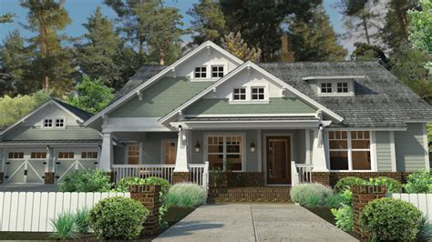 one story craftsman bungalow house plans craftsman home plans craftsman style home designs from homeplans