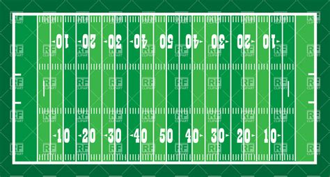 American Football Field Layout 20949 Sport And Leisure American Football Field Diagram