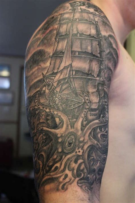 tattoo cover up south jersey 15 best images about kraken tattoo on pinterest the