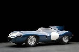 Type D Jaguar 1955 Jaguar D Type Build Race