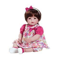 Adora love and joy brown hair with green eyes 20 quot baby doll