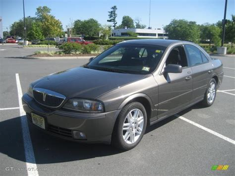 Grey Ls by 2003 Charcoal Grey Metallic Lincoln Ls V8 32341110