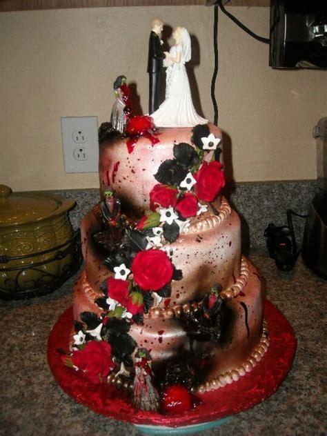 Zombie wedding cake!!!   Art   Pinterest   In love
