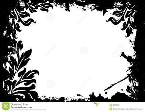 floral grunge frame vector stock vector illustration of illustration 1792578 abstract floral frame vector illustration stock photos image 2028583