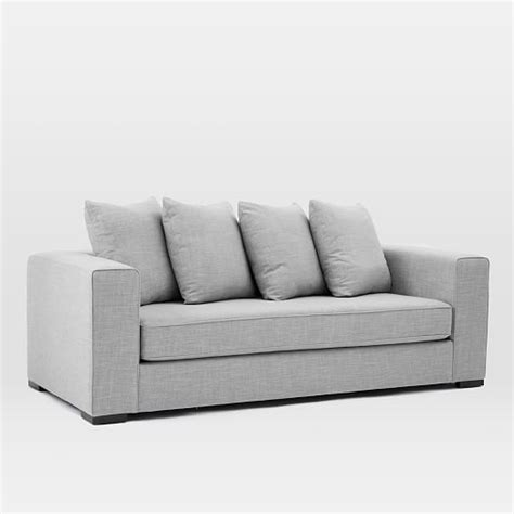 west elm walton sofa walton sofa 84 quot west elm