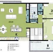ultra modern live work house plan 61custom ultra modern live work house plan 61custom