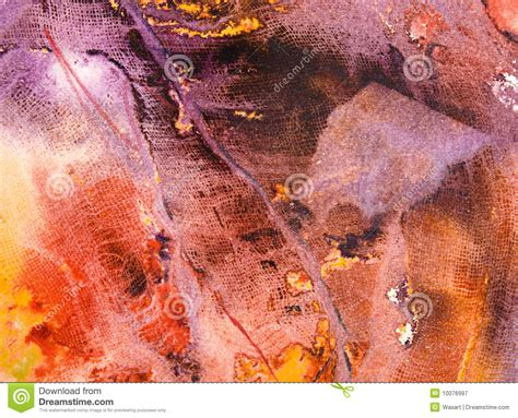 thesis abstract expressionism abstract painting with gauze texture stock image image