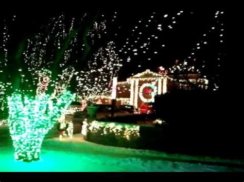grosse pointe christmas lights youtube