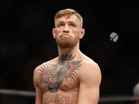 mcgregor wrist tattoo conor mcgregor could be hit with six month medical