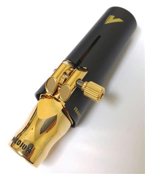tenor sax mouthpiece v16 metal tenor sax mouthpiece by vandoren kesslermusic
