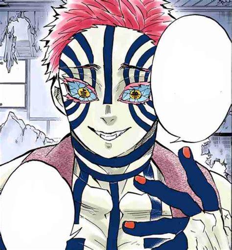 akaza kimetsu  yaiba wikia fandom powered  wikia