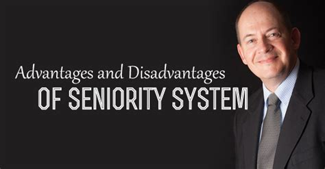 Disadvantages Of Mba In Hr by Advantages And Disadvantages Of Seniority System Wisestep