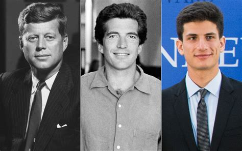 jfk grandson kennedy schlossberg how jfk s grandson stepped into