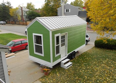 tiny house colorado tiny diamond homes in colorado would you live in this tiny house