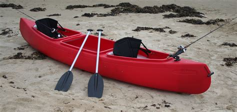 3 seat bushranger angler and fishing canoes made in