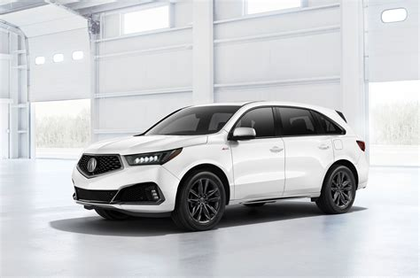 acura mdx   spec model updated  speed