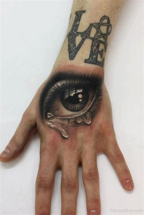 free hand tattoo designs eye tattoos designs pictures