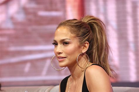 j lo ponytail hairstyles jennifer lopez safety pins and plaits kelly osbourne