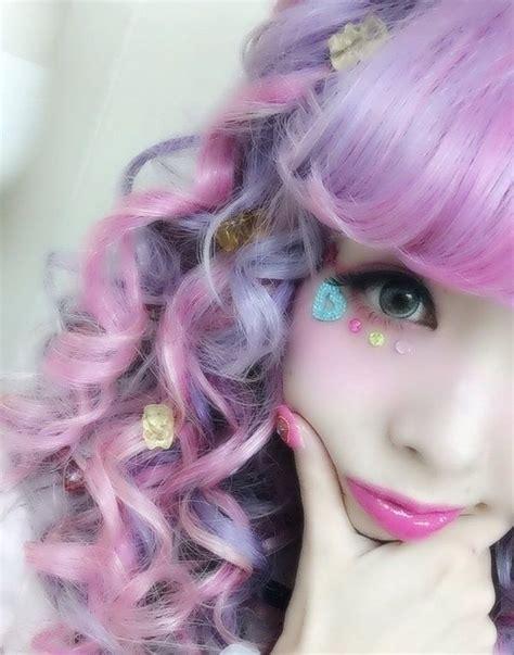 Eyeliner Harajuku the 25 best harajuku makeup ideas on kawaii makeup contacts and types of