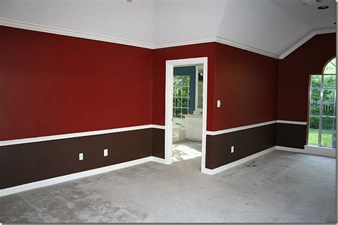 painting a room red red painted room home design