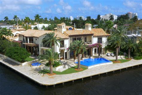 Fort Lauderdale Records 40m Fort Lauderdale Mansion Seeks Broward Record Curbed Miami