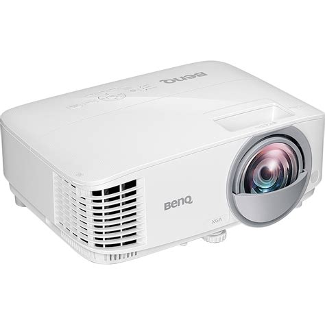Projector Benq Xga benq mx825st 3300 lumen xga throw dlp projector mx825st