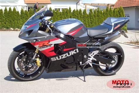 Suzuki Gsxr 750 F Suzuki Gsx R 750 2005 Specs And Photos