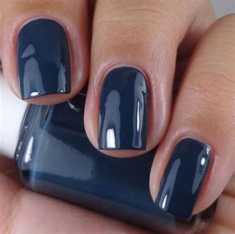 what nail color should i wear what color nail should i wear with a navy blue
