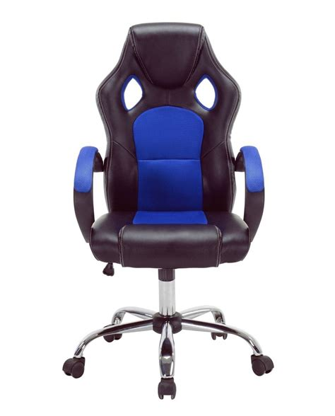 fauteuil bureau gaming chaise de bureau racing gaming pi 233 tement chrome