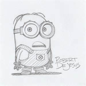 doodle draw minion minion despicable me by banzchan on deviantart tekenen