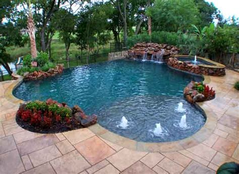inground pool ideas inground pool cost hidden water pools cost