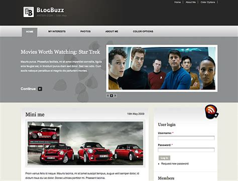 get theme list drupal ultimate roundup of free drupal themes