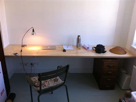 zelf een buro maken bureau blad maken voordemakers nl