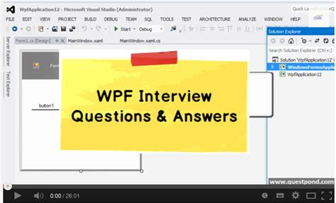 intel layout interview questions wpf interview questions with answers codeproject