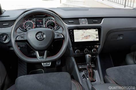 skoda octavia al volante skoda octavia primo contatto e opinioni al volante