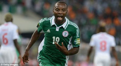 Sports Mba Uk by Sunday Mba Nigeria S Cup Of Nations Win Is A