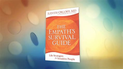 empath the survival guide for highly sensitive books strategies for sensitive katu