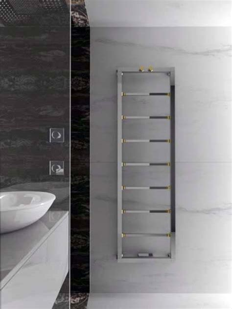 Narrow Bathroom vertikal badheizk 214 rper dekorativ handtuchheizk 246 rper