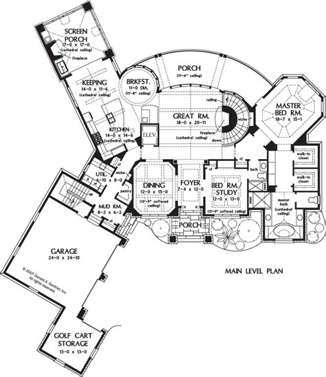 home plan 1322 floor plan donald gardner house plans one the clubwell manor house plan images see photos of don