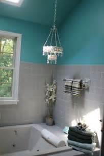 Teal And Grey Bathroom » Modern Home Design