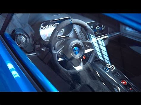 2017 alpine a110 interior alpine a110 interior video review new 2017 renault alpine